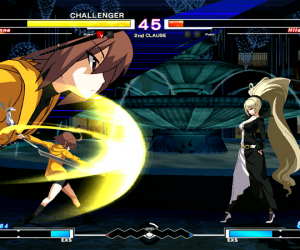 Under Night In-Birth Exe Late - 01