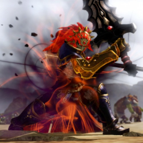New Hyrule Warriors information including playable Ganondorf