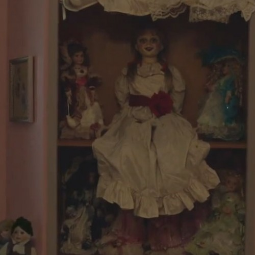 Annabelle gets a second trailer