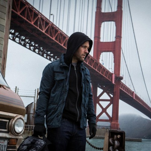 Ant-Man: First look at Paul Rudd as Scott Lang