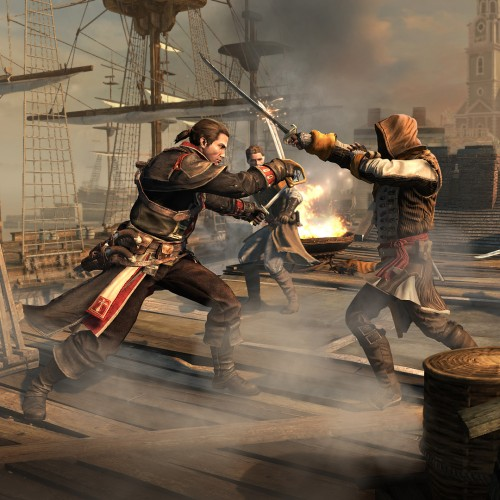 Assassin's Creed Rogue announced as PS3 and Xbox 360 AC game
