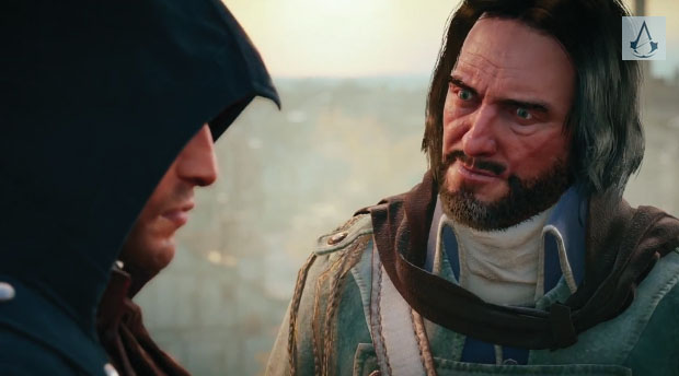 assassin's creed unity gameplay gamescom