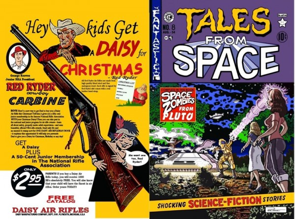 bttf tales from space