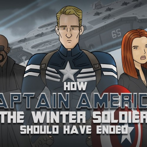 How Captain America: The Winter Soldier should have ended (video)