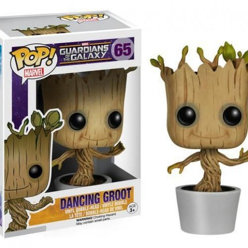 Official Dancing Groot toy is finally coming!