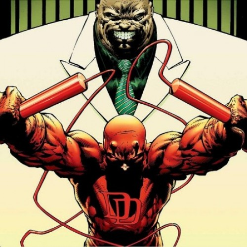 Kingpin's origin will have layers in Netflix's Daredevil series