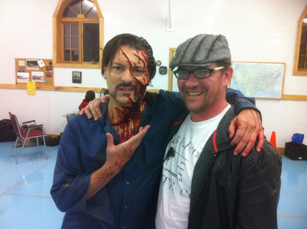 Exclusive Interview With David Hayter On Devil S Mile