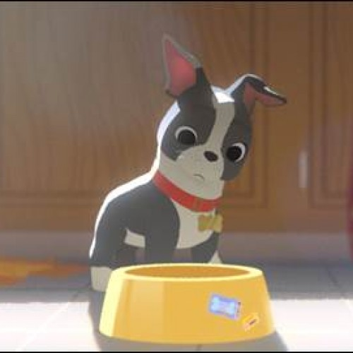 Disney's animated short, Feast, gets new images