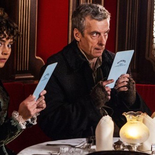 Review – Doctor Who season 8 premiere