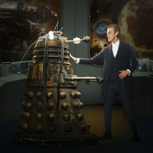 Doctor Who: S8E2: Into the Dalek review & an extra treat!