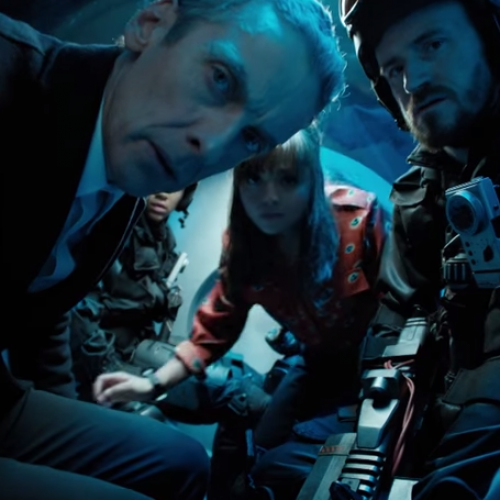 Doctor Who: S8 E2: 'Into the Dalek' trailer