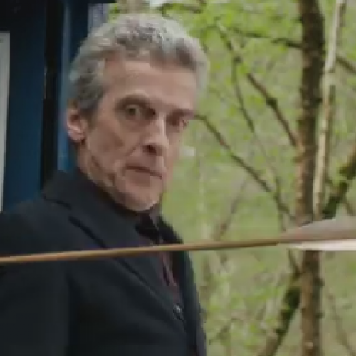 Doctor Who: S8E3: Robot of Sherwood preview