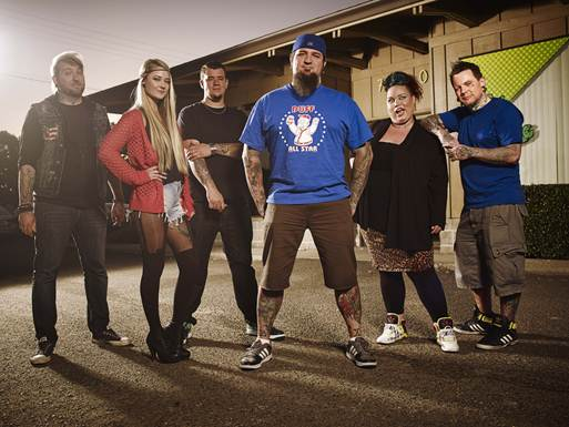 A&E's nerdy tattoo artist reality show, Epic Ink, premieres August ...