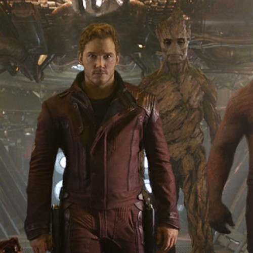 Guardians of the Galaxy makes $500 million worldwide and Robert Downey Jr says it's 'the best Marvel movie ever'