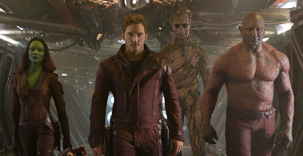 Of spartax won t be star lord s dad in guardians of the galaxy 2
