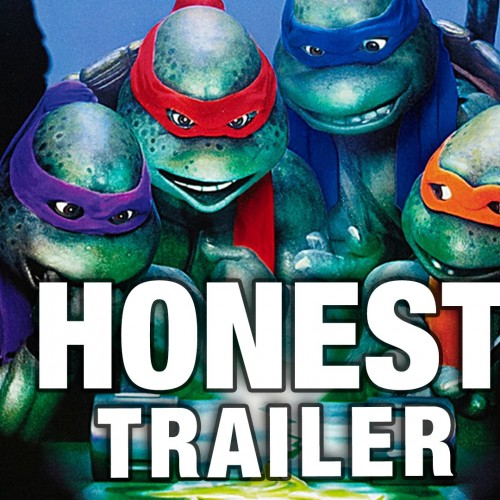 Honest Trailer does Teenage Mutant Ninja Turtles II: The Secret of the Ooze