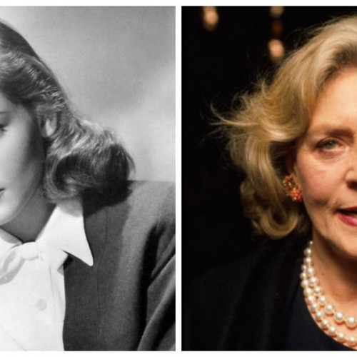 Legendary actress Lauren Bacall passes away at age 89