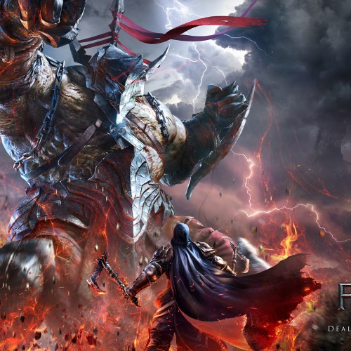 New-gen game, Lords of the Fallen, gets a 'World' trailer