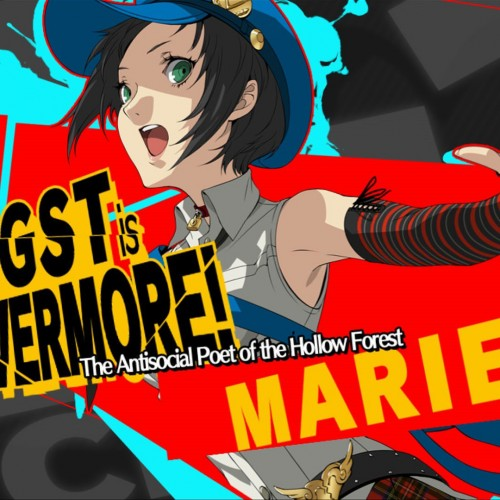 Watch gameplay of Adachi, Marie and Margaret in Persona 4 Arena Ultimax