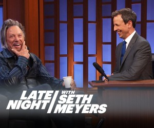 mickey rourke marvel seth meyers