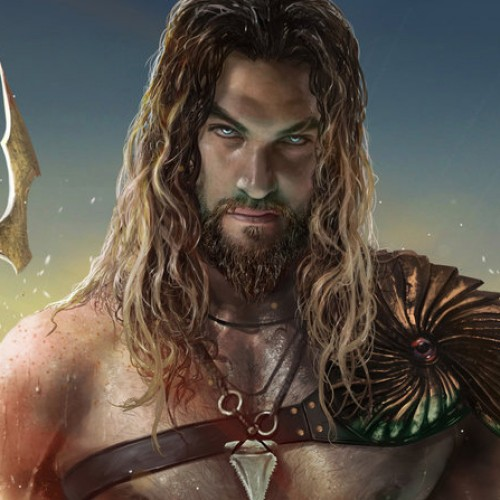 Jason Momoa is happy Aquaman is going to be a 'brown-skinned superhero'