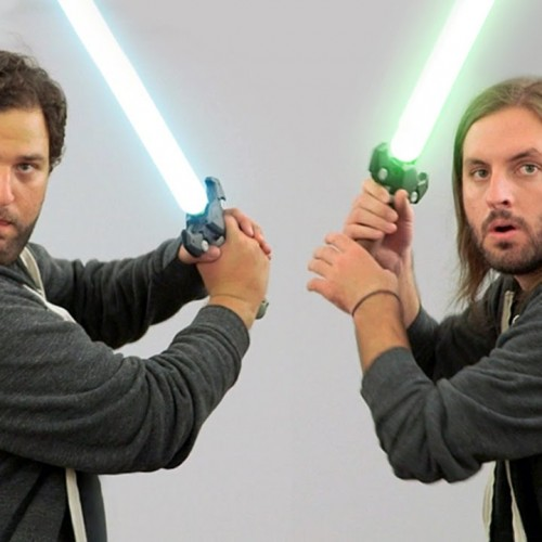 Office nerf war turns into deadly Star Wars battle