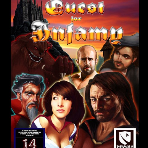 Quest for Infamy: Quest for Fun (review)