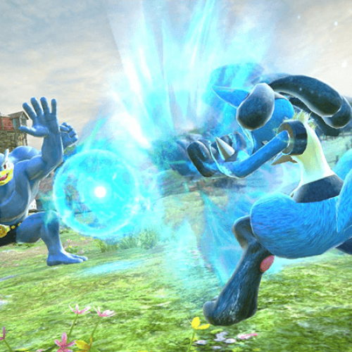 Pokken Tournament is the Pokemon fighting game we've all been waiting for