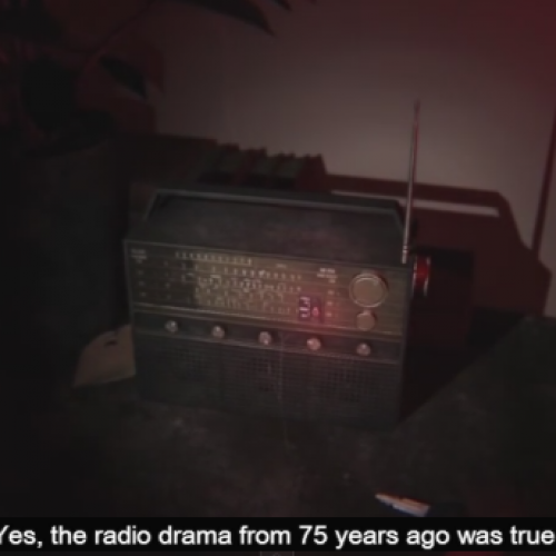 Silent Hills PT teaser reveals aliens in Swedish radio