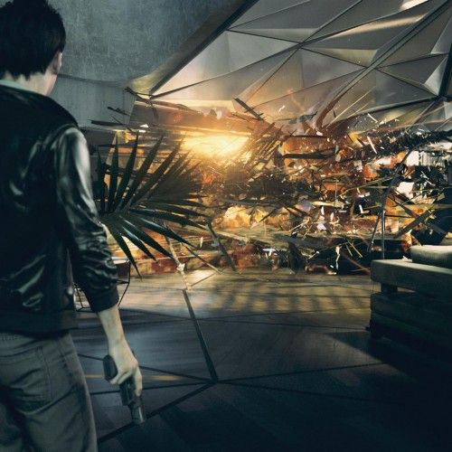 Watch the live gameplay demo for Quantum Break