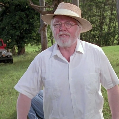 RIP Jurassic Park's Richard Attenborough