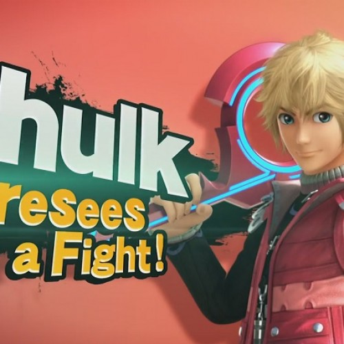 Xenoblade's Shulk joins the battle in Super Smash Bros.