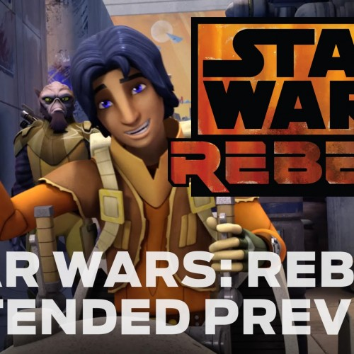 Disney Channel's Star Wars Rebels gets a 7-minute preview