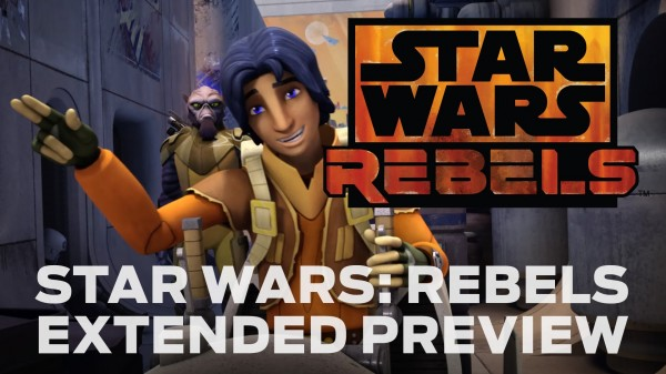 star wars revels extended preview