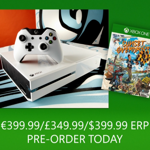Sunset Overdrive will also have a Limited Edition Bundle