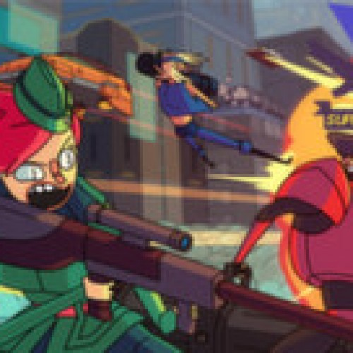 Super Time Force Ultra Promo Sale