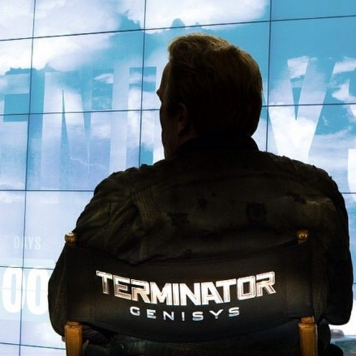 James Cameron explains aging Arnold in Terminator: Genisys