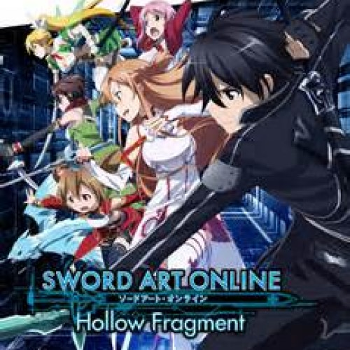 Sword Art Online: Hollow Fragment will include the 'Shining Successor' DLC