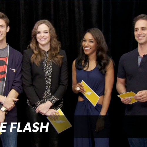 CW's The Flash cast answers fan questions