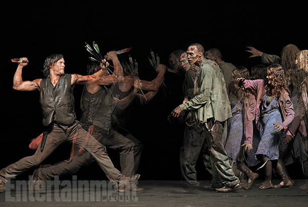 the walking dead season 54