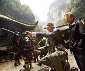 michael bay transformers-4-age-of-extinction-michael-bay-set-photo