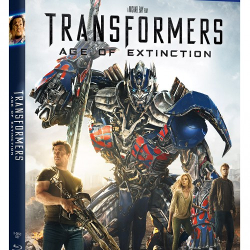 Transformers: Age of Extinction heads to Blu-ray September 30th