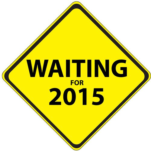 Looking Ahead to 2015