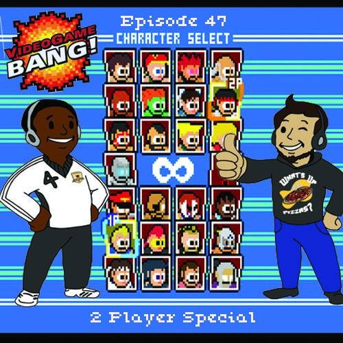 Videogame BANG! Episode 47: 2 Player Turbo Edition