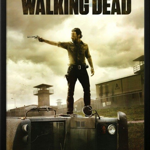 Contest: The Walking Dead Framed Posters Giveaway