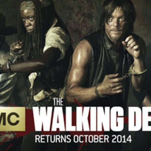 The Walking Dead Season 5 teaser: 'If you hurt them in any way, I will kill you'