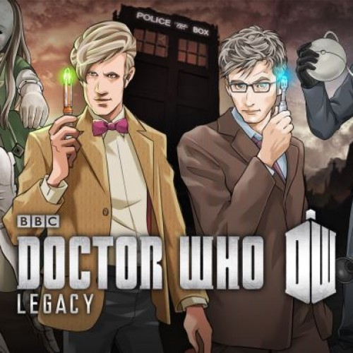 Contest: Win a Doctor Who Legacy code!