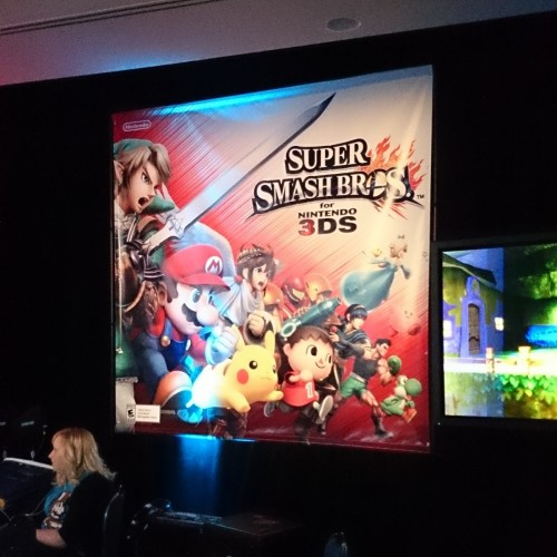 SDCC 2014: Nintendo offers playground for fans to play and compete