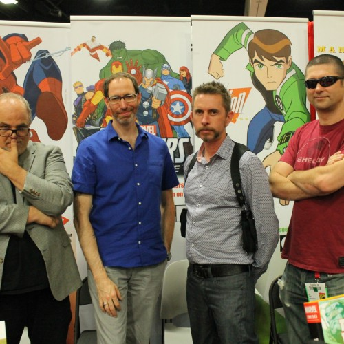 SDCC 2014: Man of Action Entertainment