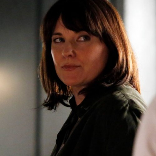 First look at Lucy Lawless as Agent Isabelle Hartley